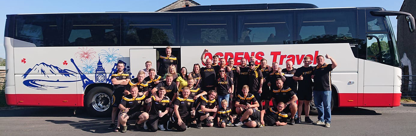 Open Age Rugby Team